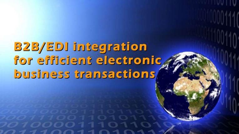 EDI B2B Integration