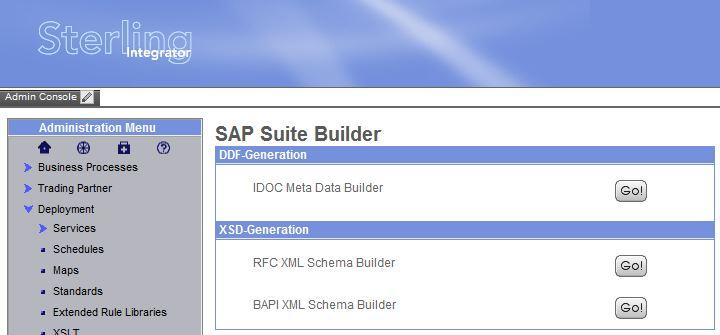 SI SAP Builder