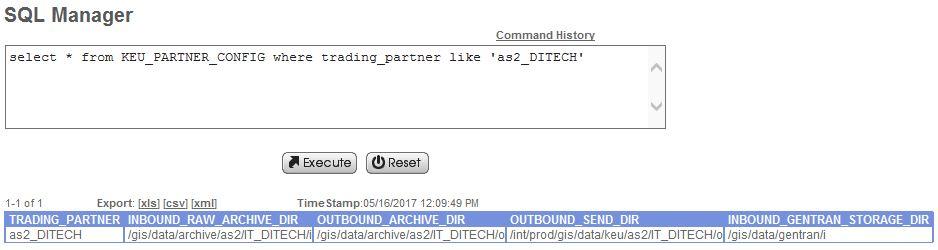 SQL command, insert